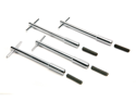 Mr. Gasket 9823 Valve Cover T-Bar Wing Bolts