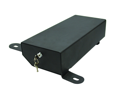 Bestop 42640-01 Underseat Locking Storage Box