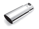 Gibson Performance 500361 Stainless Polished Exhaust Tip