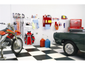 Go Rhino 2008B Garage/Shop Organizer Oil Bottle Holder