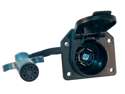 Hopkins 47435 Plug-In Simple Adapters Vehicle To Trailer