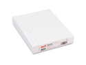 Composition Paper With Red Rule, 16 Lbs., 8 X 10-1/2, White, 500 Sheet