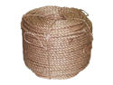 "Anchor Manila Rope 3 Strand 1/4"" x 600' 12 lbs Box"