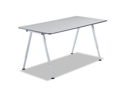 Officeworks Freestyle Table Top, 60W X 30D, Gray