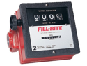 Fill-Rite 285-901-1-1/2 Series 900 Basic Meter W-1-1-2 Inch Inlet & Out