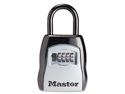 Master Lock Company MLK5400D Prtble Cmbntn Lock Box- .28in.D- 1.06in. Side to Side 1.19in.- GY