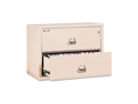 2-Drawer Lateral File, 31-1/8w x 22-1/8d, UL Listed 350, Ltr/Legal, Pa