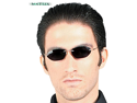 Matrix Neo Costume Accessory Glasses Sunglasses