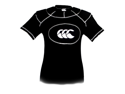 Canterbury Tech Rugby Shoulderpads - L