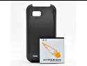 Hyperion T-Mobile LG MyTouch Q 4G 2800mAh Extended Battery + Back Cover