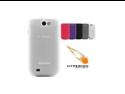 Hyperion T-Mobile Samsung Exhibit II 4G TPU Case Matte White