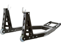Billet Aluminum Motorcycle Rear Spool Stand