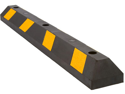 "48"" Rubber Parking Curb"