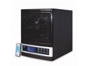 Black Atlas Ionic Ozone Air Purifer with Washable HEPA Filter and Remote Control 300CHOB (3 Yr Warranty!)