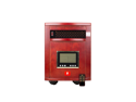 1,000 SQ FT Premium Cherry Red Infrared Space Heater with 6 Quartz Emitters, Remote Control & 2 Year Warranty!