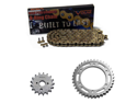 1998-2003 Suzuki TL1000R O-Ring Chain and Sprocket Kit - Gold