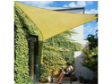 California Sun Sail Shade Triangle (18' Sides) - Beige