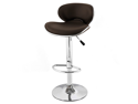 "NEW! MODERN ""LEATHER"" BARSTOOL ADJUSTABLE SWIVEL - ADJUSTING BAR STOOL - KAPPA"