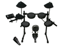 OSP DD502 DD-502MKII Digital Electronic Starter Drum Set Kit 215 Voices