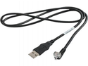 Cable, Right Angle, USB 3' IN LENGTH