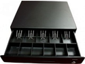 CR-3000 USB DRAWER,BLACK SCRATCH RES PAINT -SEE NOTES-