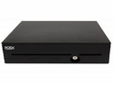 CR-6000 USB CASH DRAWER,BLACK SCRATCH RES PAINT -SEE NOTES-