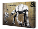 I Am Your Father by Banksy Canvas Art Print