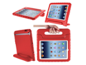 Red Safe Children Kids Shock Proof Foam Cover Case Handle For iPad 5/ iPad air