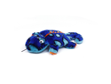 Invincible Gecko Dog Toy - Blue