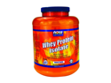 Whey Protein Isolate Pure Unflavored - Now Foods - 5 lbs - Powder