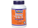 Omega 3-6-9 - Now Foods - 100 - Softgel