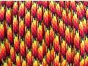 Fireball Paracord - 25 Feet / 25ft Parachute Cord