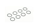 Team Losi Racing 334000 O-Rings Bleeder Shock Cap 8 : TEN