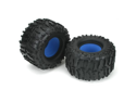 Losi B7201 Claw MT Tires with Foam (2): LST AFT