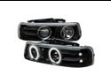 Spyder Auto 847245009579 CCFL LED Projector Headlights