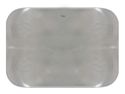 CIPA Mirrors 60100 West Coast Mirror Square Back Head