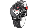 Shark SH088 Men's Luxury Quartz Leather Sports Watch