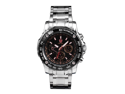 Shark SH017 Men's 6-Hand Stainless Steel Quartz Sports Watch