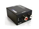 OREI DA9 Digital to Analog Audio Converter - 192kHz/24bit Optical and Coaxial DAC (3 Year Warranty)