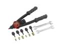 "13"" Nut/Thread Hand Riveter Kit with Nosepiece Set"