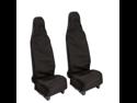 2pcs Front Universal Waterproof Nylon Car Van Auto Vehicle Seat Cover Protector