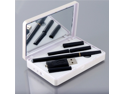 SL0050 Women's Filter Electronic Cigarette Kit (Black)