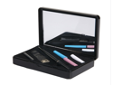 SL0102 USB Rechargeable Plastic Case with Mirror Electronic Cigarette