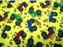 SheetWorld Monster Trucks - 24 x 39 - Made In USA