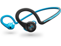 Plantronics BackBeat FIT Rugged Sweat-Proof Bluetooth Wireless Sports Headphones-Blue