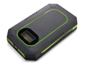 Cobra Cpp 300 Spp 6000Mah 3-Output Solar Battery Pack