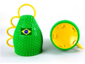 10 CAXIROLA world cup 2014 CAXIROLA ,kashirola,The new Vuvuzela Yellow or Green