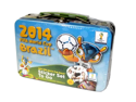2014 FIFA World Cup Brazil Sticker Set To Go Tin Box