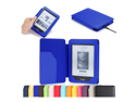 "Cover Case for Amazon All-New Kindle Paperwhite (Both 2012 and 2013 versions with 6"" Display and Built-in Light), Blue (With Smart Auto Sleep/Wake feature)"