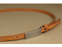 Ladies leather Pure cowhide waist belt belt narrow waist chains Han edition joker Fashion accessory 100% Good quality